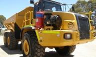Bell/Hitachi (40T) Dump Truck