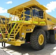 Komatsu Rigid Frame Dump Truck